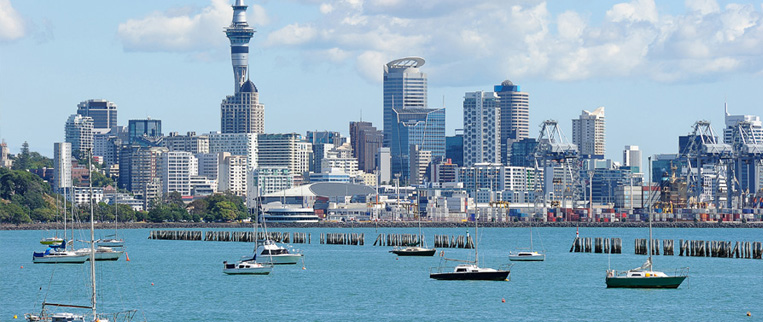 School Music Tour to New Zealand