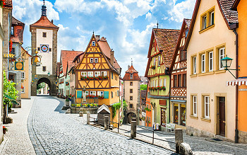 Music Tours to Bavaria including Franconia
