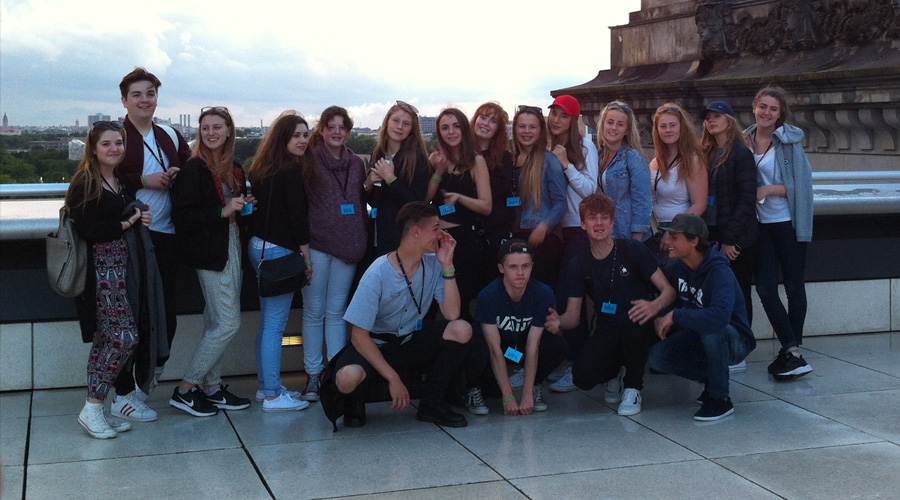 Language and Art Trip to Berlin