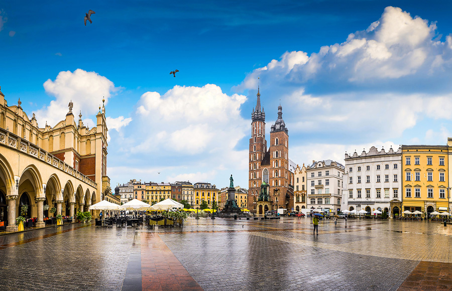 Music Tours to Krakow