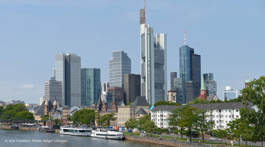 Business Studies Trip to Frankfurt