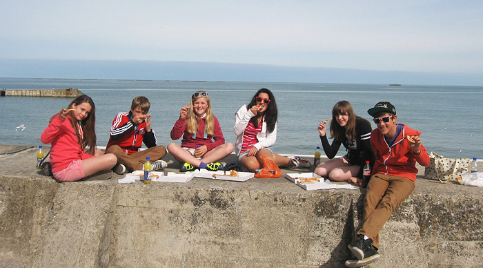 French Language Trip to Normandy
