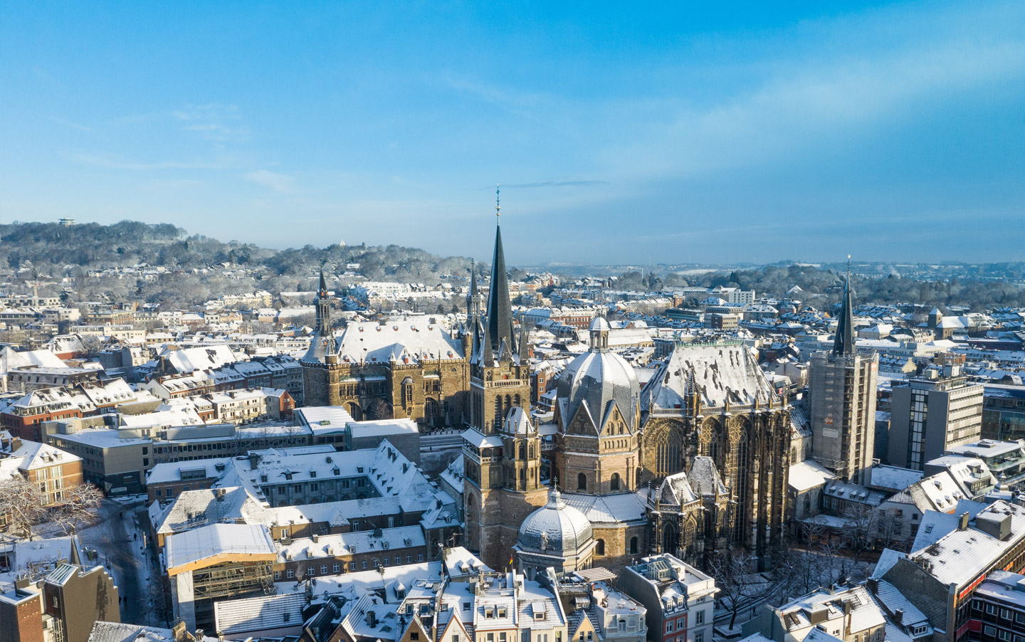 Christmas Market Trip to Aachen