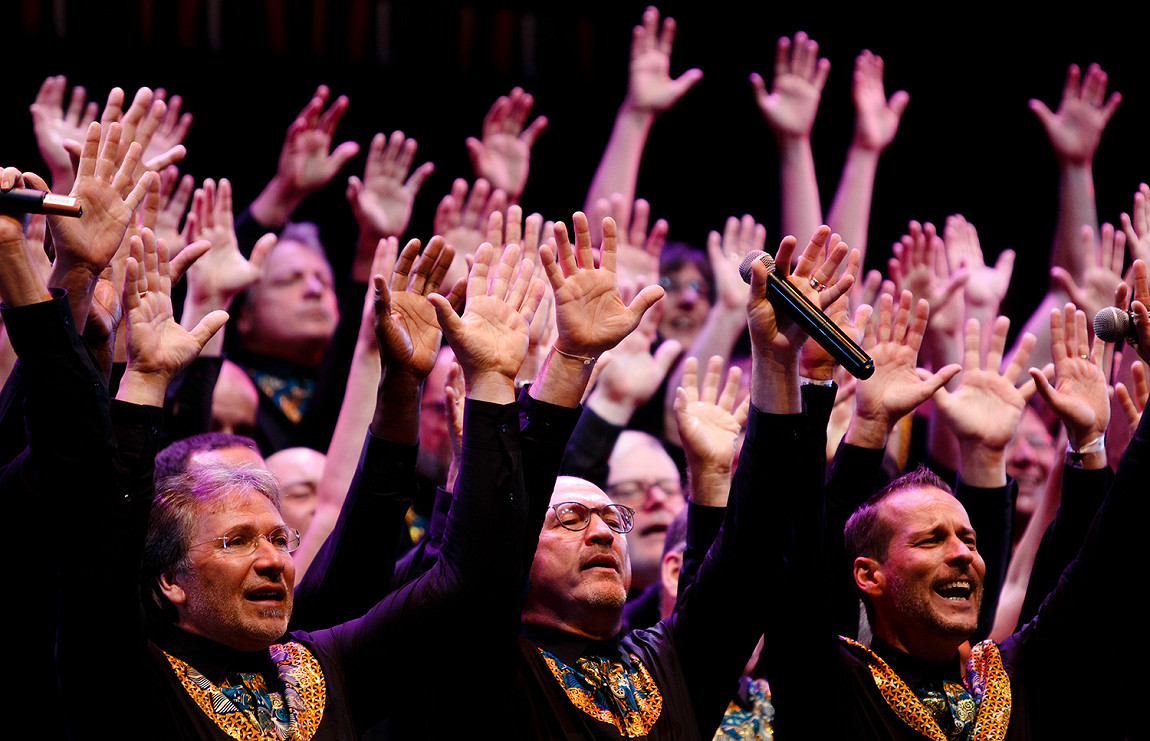 Take part in the World Choir Games