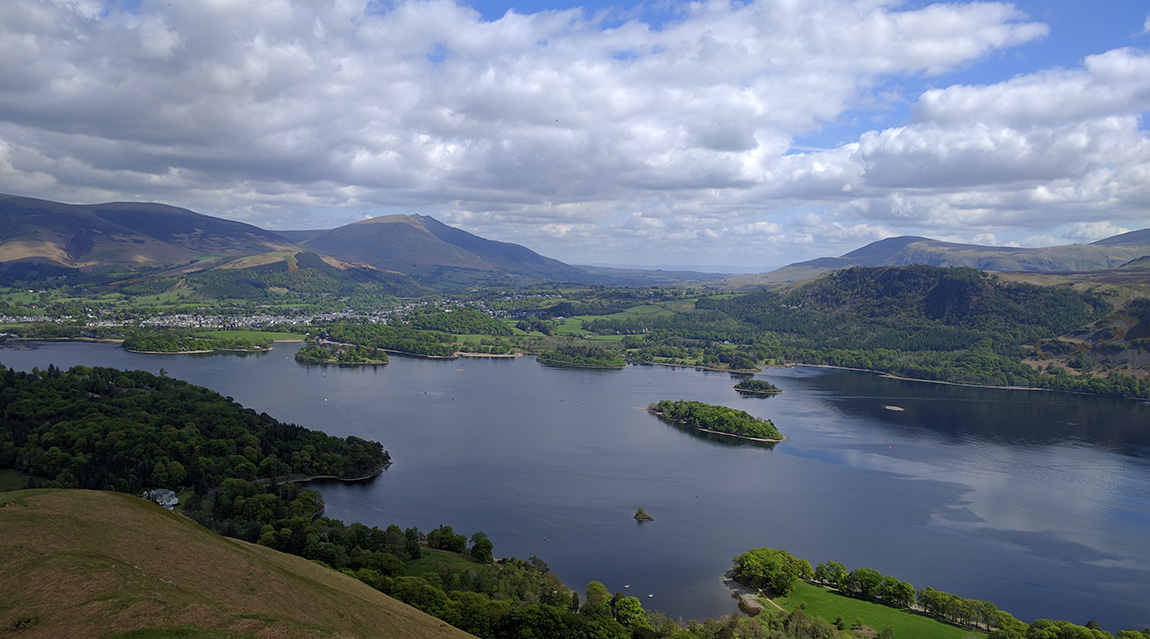 Geography and Service Learning trip to the Lake District