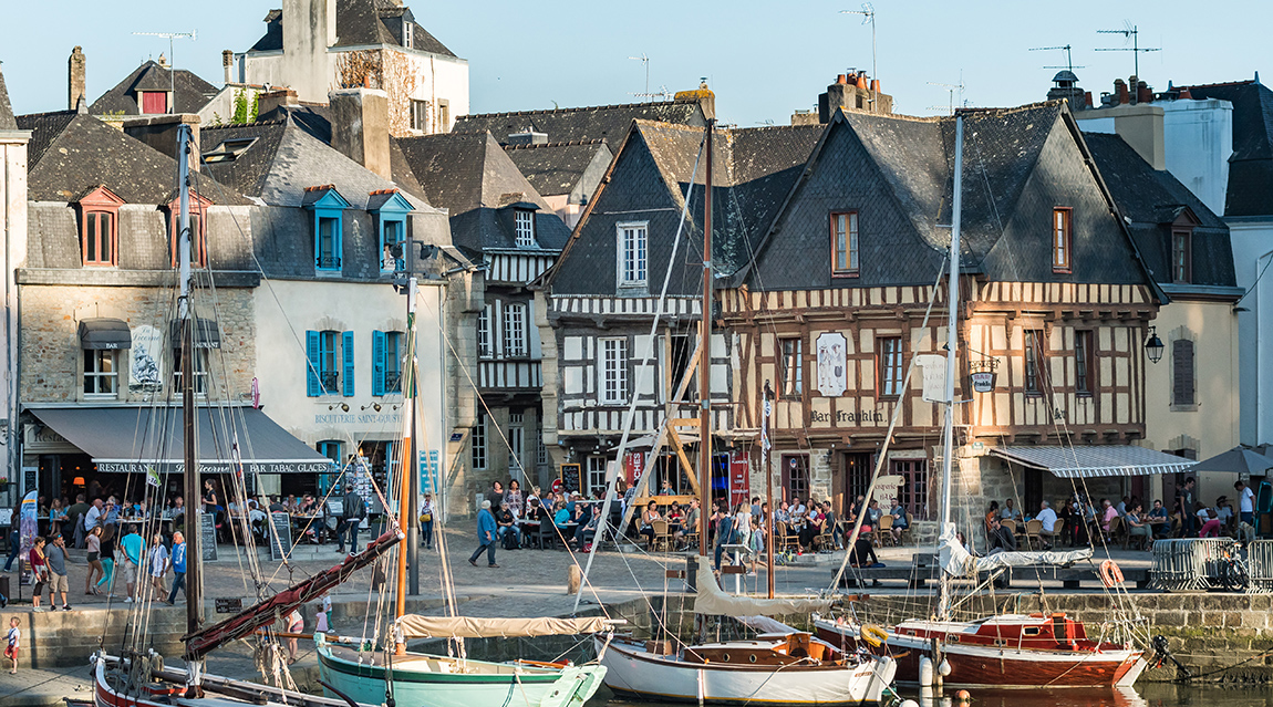 Language trip to Brittany