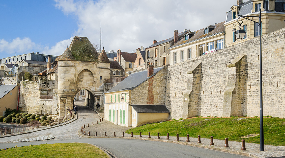 Language trip to Laon