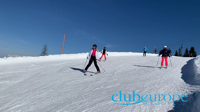 Hit the slopes with Club Europe Ski Tours