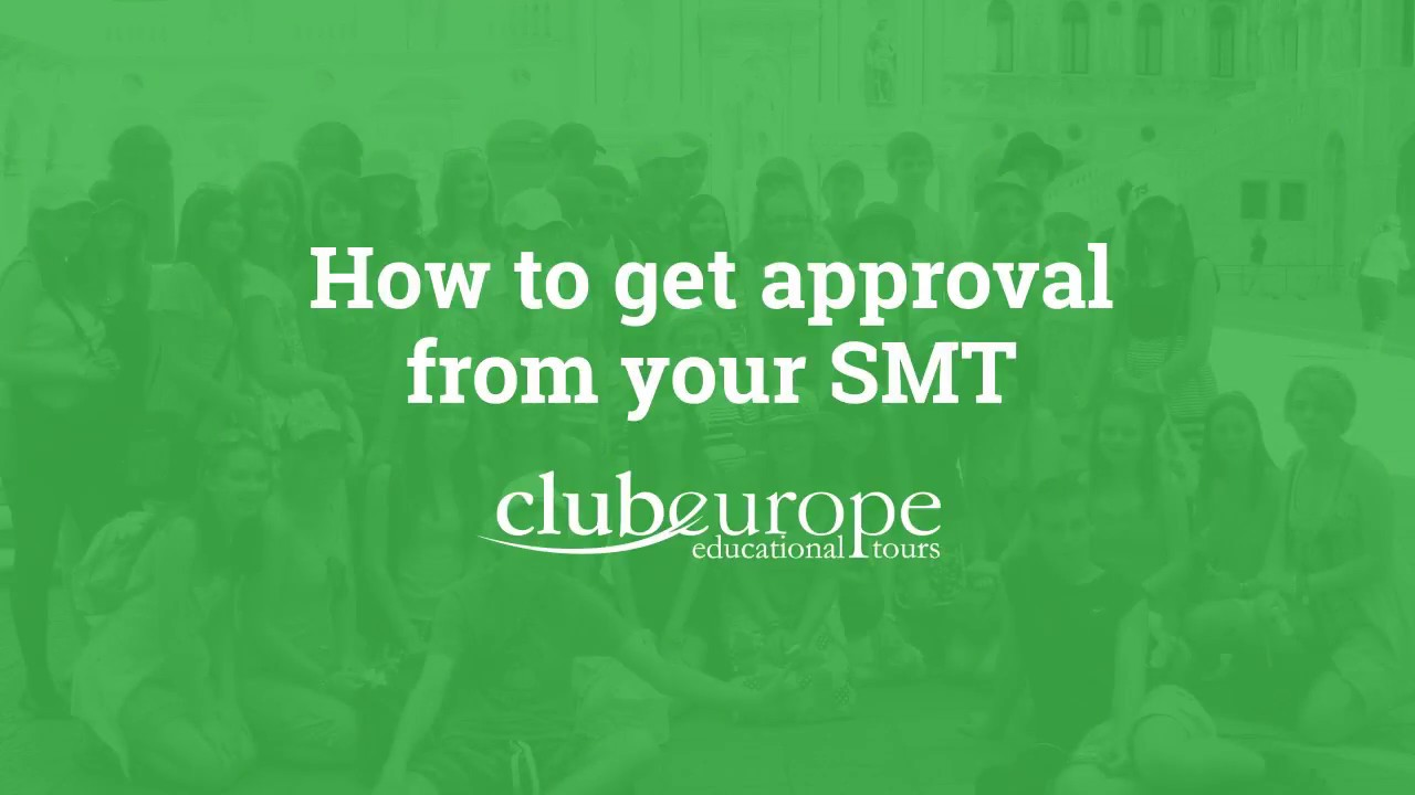 How to get approval from your SMT