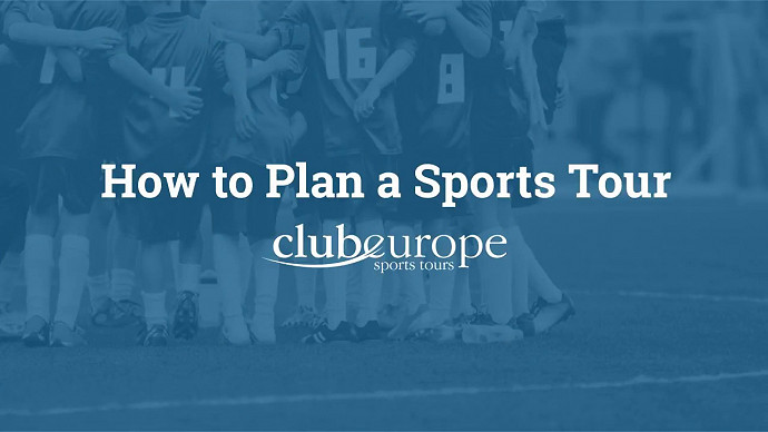 How to Plan a Sports Tour