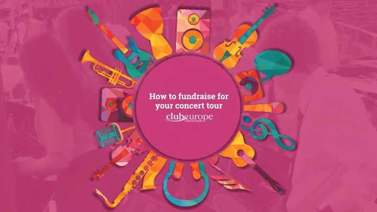 How to Fundraise for your Concert Tour