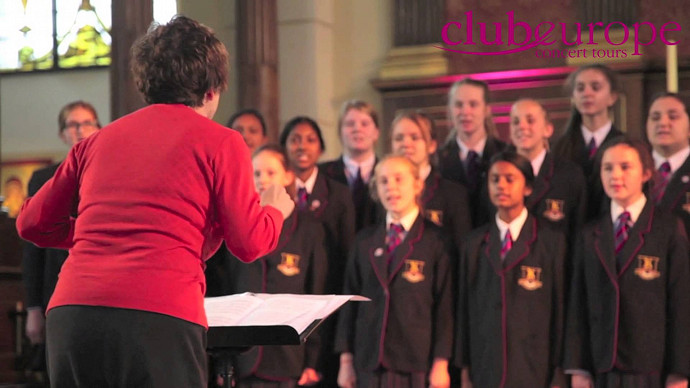 Our choir tours