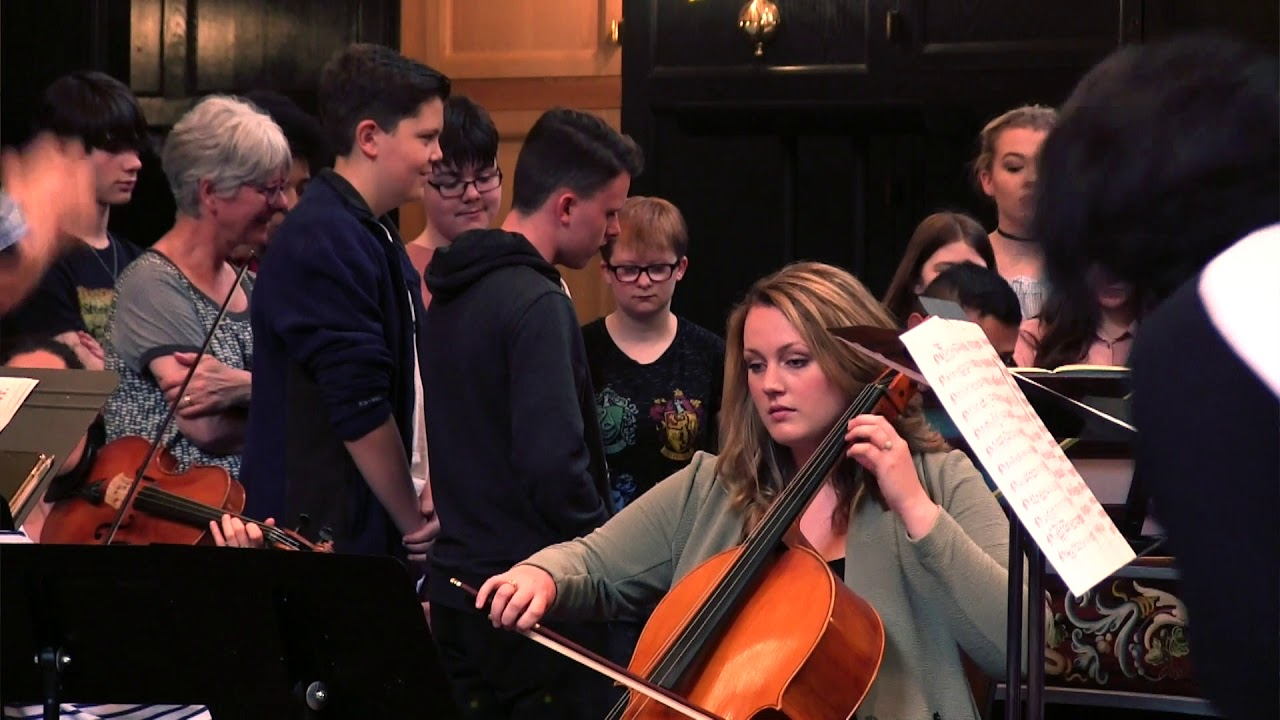 GCSE Music Workshops (clip 3)