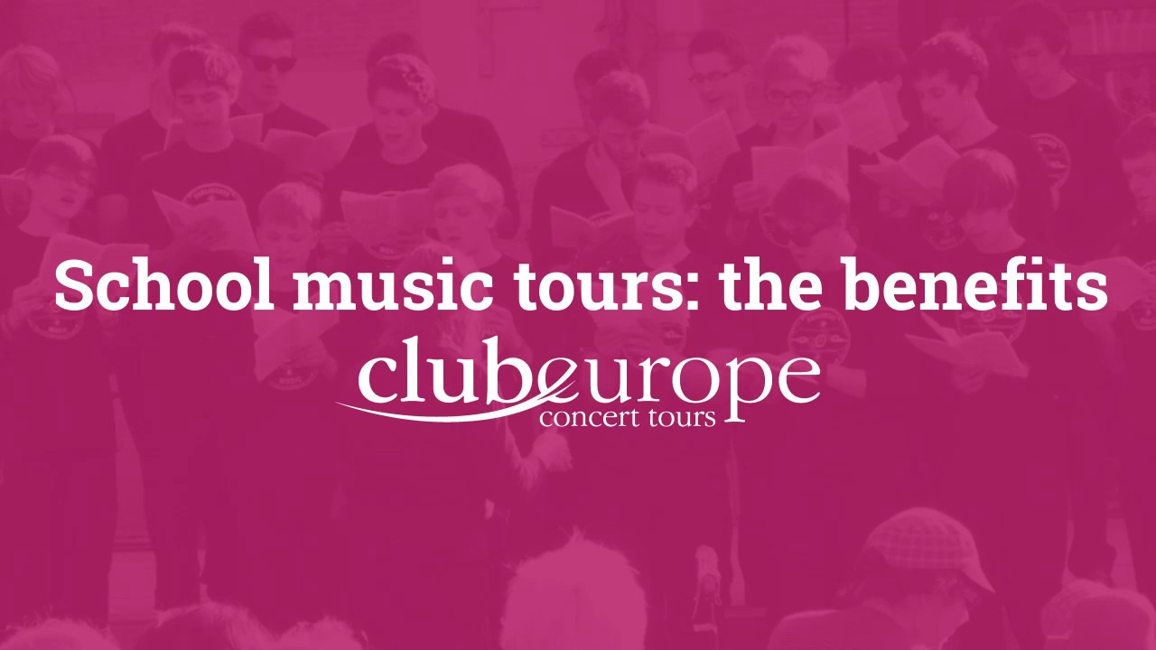 The Benefits of School Music Tours