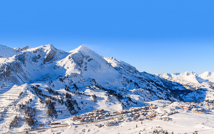 School ski trips to Obertauern
