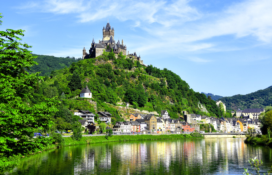 Rhine and Moselle Valleys School Music Tours