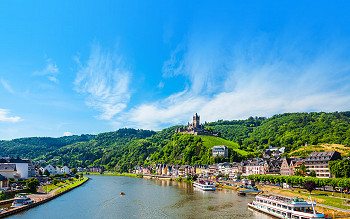 German Language Trip to the Rhineland