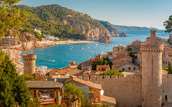 School Music Tours to Costa Brava