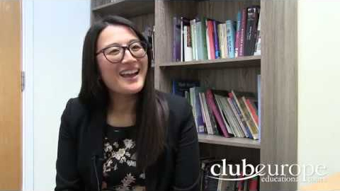 Jenny Wong talks about organising an educational trip to Belgium