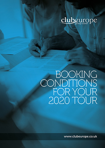 Booking Conditions 2020
