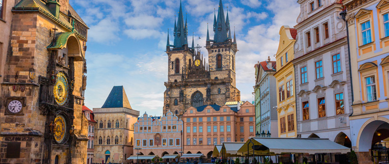 School Music Tour to Prague