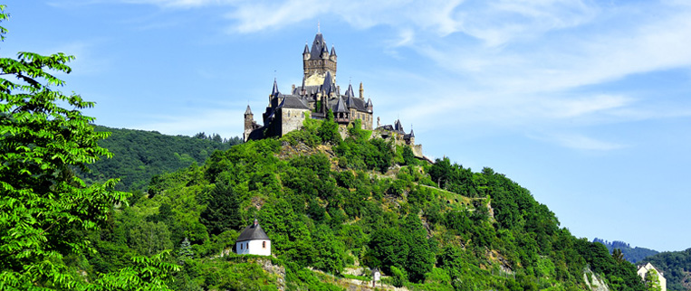 School Music Tour to The Rhine & Moselle Valleys