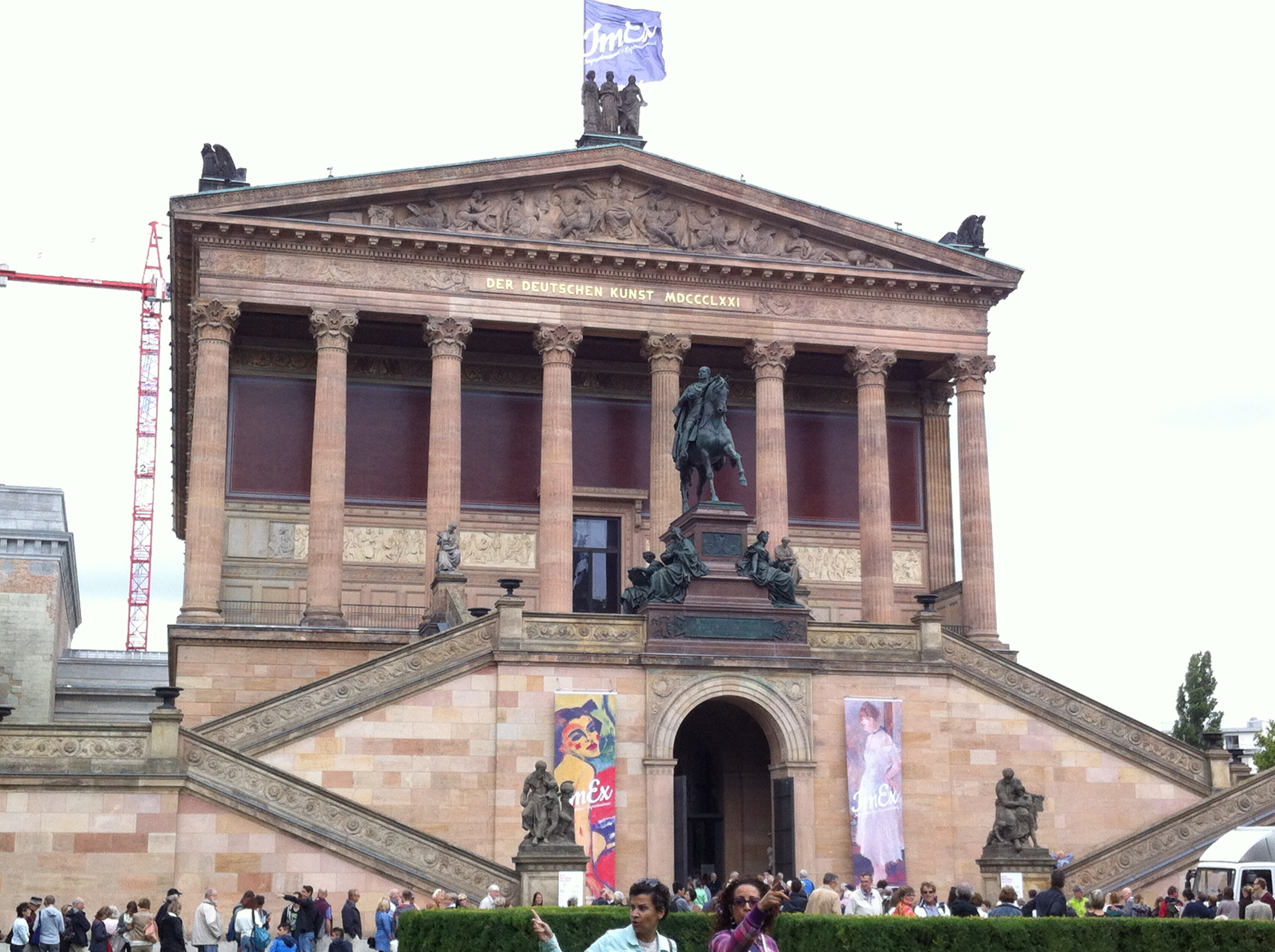 New! Language and Art Trip to Berlin