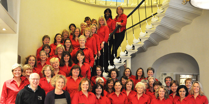 Great music, great fun - take your choir on tour with us!