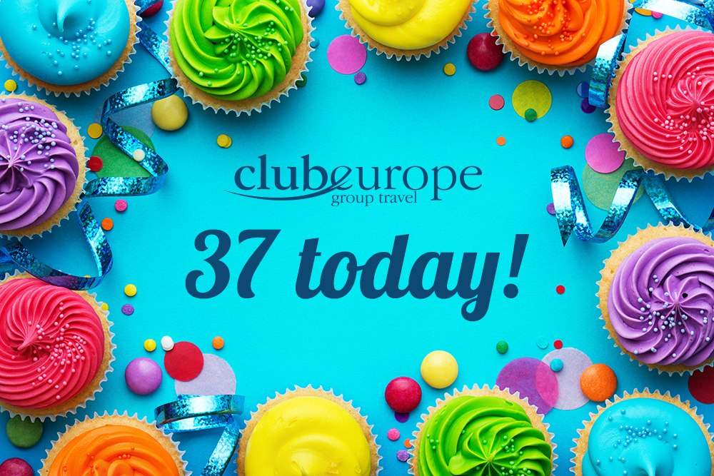 Happy Birthday Club Europe!