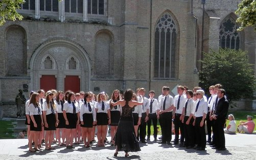 Best summer yet for our school music tours to Europe