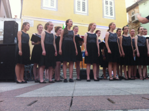 Overwhelming praise for school music tours to Croatia
