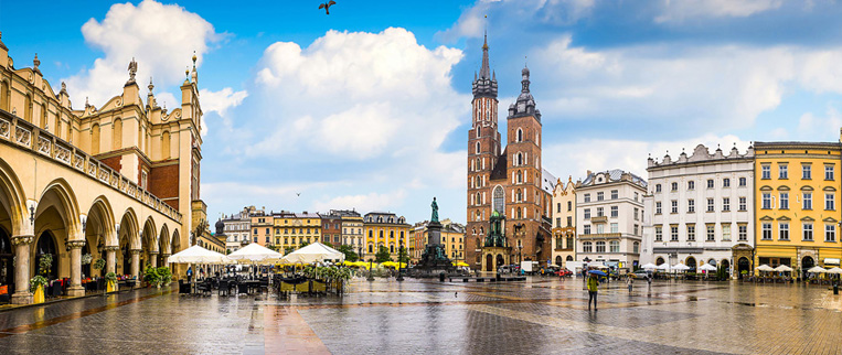 School Music Tour to Krakow