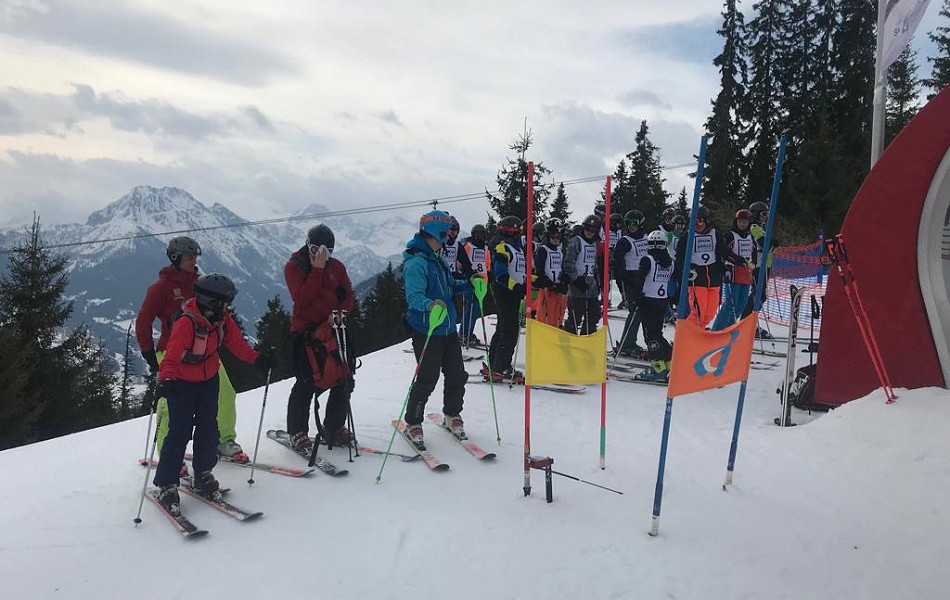 It's a First! Club Europe's Open Schools Ski Championship 2019