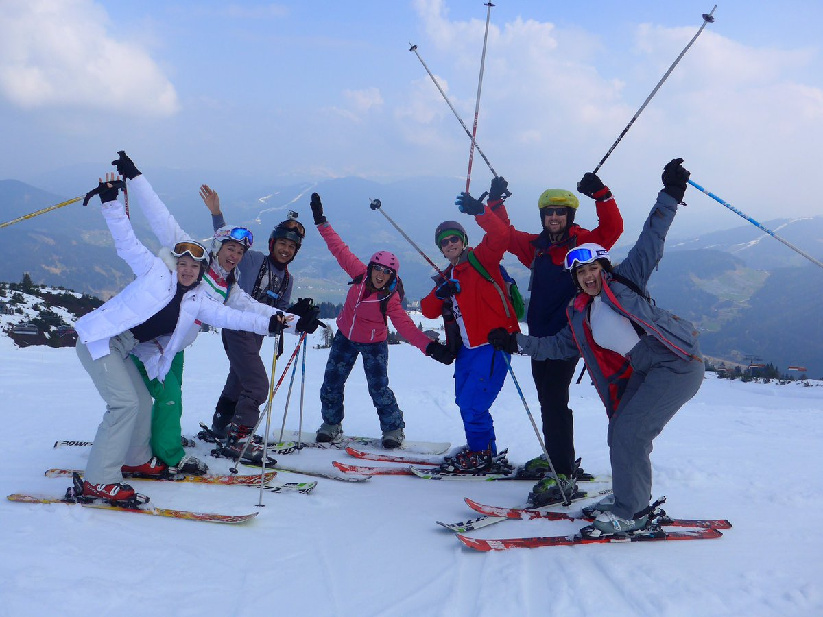 Top 5 Ski Events for School Teachers
