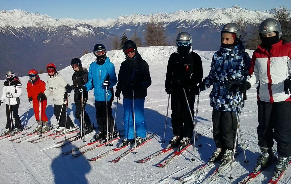 Bon Voyage to all our Feb half term school ski trip groups!