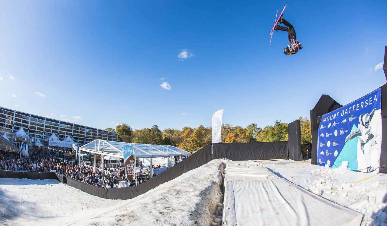 Photo courtesy of Telegraph Ski & Snowboard Show