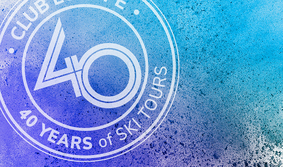 Celebrating 40 years of school ski trips with charity donation