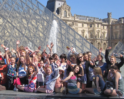 Art & Design trip to Paris