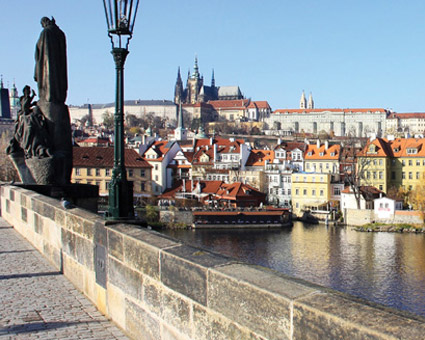 Business Studies trip to Prague