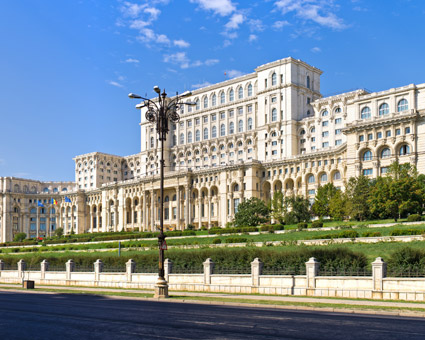 Business and Maths trip to Bucharest