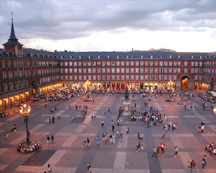 Spanish Language Trip to Madrid