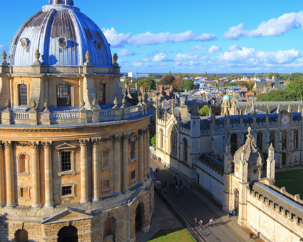 School trip to London, Oxford & Manchester
