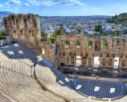 Performing Arts trip to Athens