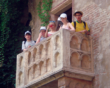 Performing Arts trip to Verona
