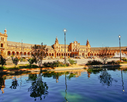 Language trip to Seville